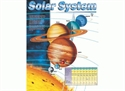 Picture of Solar System Large Learning Chart