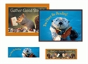 Picture of Animal Readers Reading Inspiration Poster Set