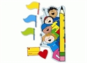 Picture of Pencil Kids Large Banner Set