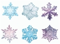 Picture of Snowflakes Cut-outs
