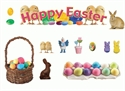 Picture of Happy Easter Display Set