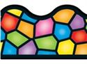 Picture of Stained Glass Border