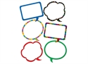 Picture of Speech Bubbles Jumbo Cut-outs