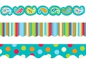 Picture of Designs in Turquoise Border Bundle
