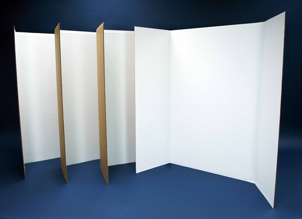 Presentation Boards Pack White