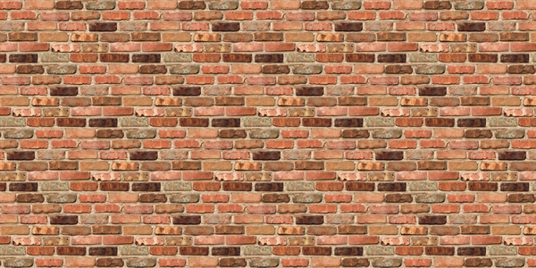 reclaimed brick backing paper