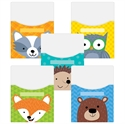 Picture of Woodland Friends Jumbo Library Pockets